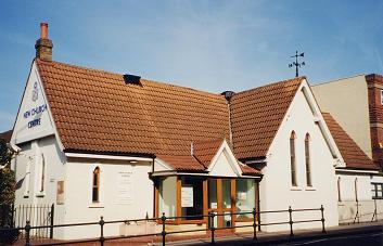 West Wickham Church